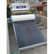 Calentador de agua solar no presurizado 200L