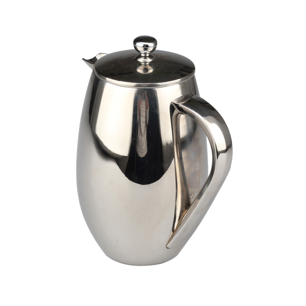 Food Grade Stainless Steel Double Wall Coffee Maker