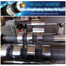 Isolamento de aplicação de cabos baratos filme de poliéster de alumínio metalizado