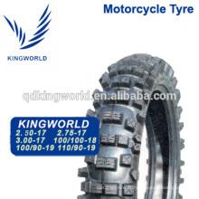 18 polegadas fora do pneu pneumático da motocicleta de estrada