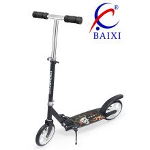2016 New Design Foldable PU Wheel Adult Kick Scooter (BX-2M001-L)
