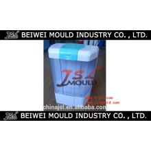 Moule en plastique professionnel expérimenté de filtre de purificateur d'eau d'injection