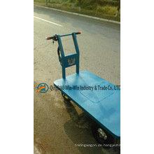 Elektrischer Wagen PU Wheel Wheel