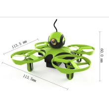 Mini RC Drone BNF With Flysky Receiver