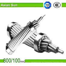 ACSR Spatz Draht Aluminium Leiter Stahl verstärktes Kabel