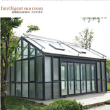 Sun Porch, Aluminum Sunroom Glass House