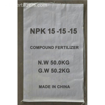NPK Bulk Bending BB Fertilizer 12-6-6