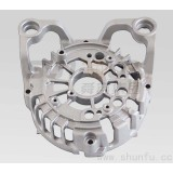 Die Casting Part Aluminum Cover (TS16949)