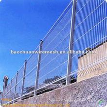 CBT-65 Feuerverzinkung 358 Sicherheit Zaun Gefängnis Mesh