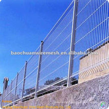 CBT-65 hot dip galvanizing 358 security fence prison mesh