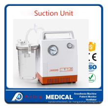 Chirurgische tragbare Saug Schleim Suction Unit Jx820d