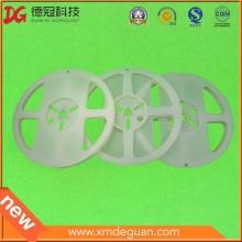 Maßgeschneiderte eine Vielzahl von Kunststoff-Rolle Verwendung in SMD-Widerstand Verpackung