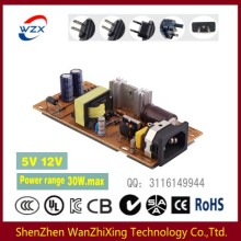 5V, 12V (WAX-263B) Switching Power Supply Board with DVD Player