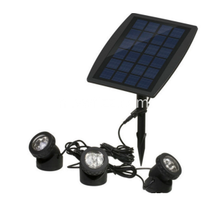 18LED Outdoor Solar Lawn Lamp