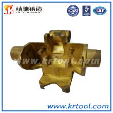 Coulée en laiton de haute qualité pour le matériel