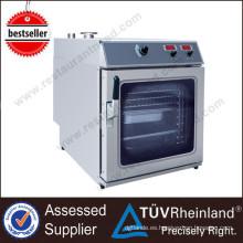 Restaurante Bakery Equipment K278 para panadería profesional Combi Oven