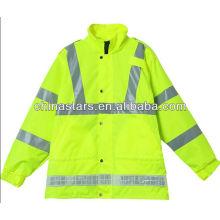 Дождевая куртка с высокой отражательной способностью
