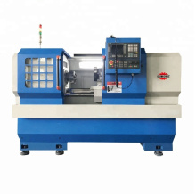 Sumore China cnc horizontal lathe machines price CK6136 cnc lathe machine with bar feeder sp2116