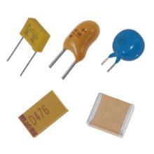 Condensateurs de tantale élémentaire à montage en surface
