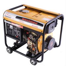CE 3KW open frame diesel generator sets
