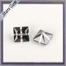 Belle pierre gemme de couleur mélangée pour ensemble de bijoux de mode