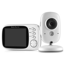 3.2inch Display Wireless Digital Video Baby Monitor