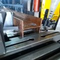 Baja Beam Square Saw Mesin Stainless Steel