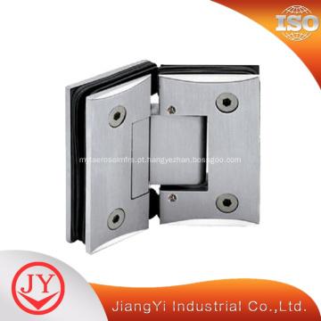 Dobradiça de porta para cabines de chuveiro de 135 graus
