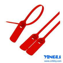 Tração ajustável segurança apertada obturações de plástico (YL-S405T)