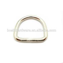 Alta qualidade de metal de soldagem de aço inoxidável marinho d anel