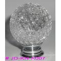 Golf Crystal Cabinet Knob (JD-KN-A007)