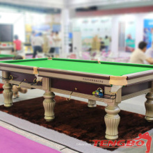 Nouvelle usine de conception en gros TB-CS021superior table de billard pas cher