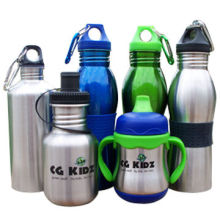 Aluminum Water Bottle, Eco-friendly and Nontoxic Lacquer, OEM Orders are WelcomeNew