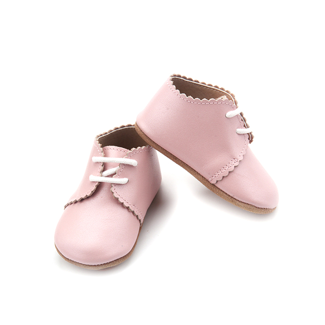 Soft Leather Baby Casual Shoes