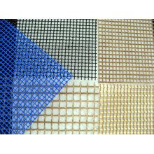 China manufacturer mesh fabric ptfe/teflon fiberglass fabric good quality and low price