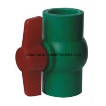 Plastic PP-R Socket Ball Valve