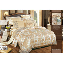 Royal Luxury Brodé King Size en gros Ensemble de couette en douillette