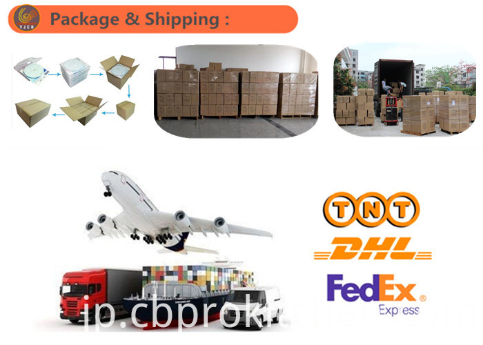 food tong Shipping