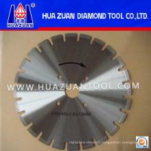 Diamond Cutting Saw Blade for Cutting Reinforced Concrete (HZ365)