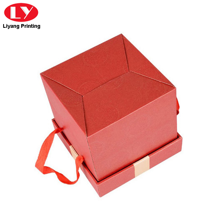 Gift Box Man Lock Bottom
