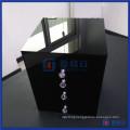 Wholesale Custom Black Acrylic Organizer for Cosmetic