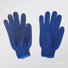 7г строки трикотажные рабочие хлопчатобумажные перчатки --2441
