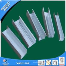 Perfil de acero personalizado para la industria metalúrgica