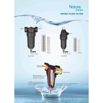 Cross-Flow Wasserfilter / Wasserreiniger / Wasseraufbereitung (NW-SHW3)