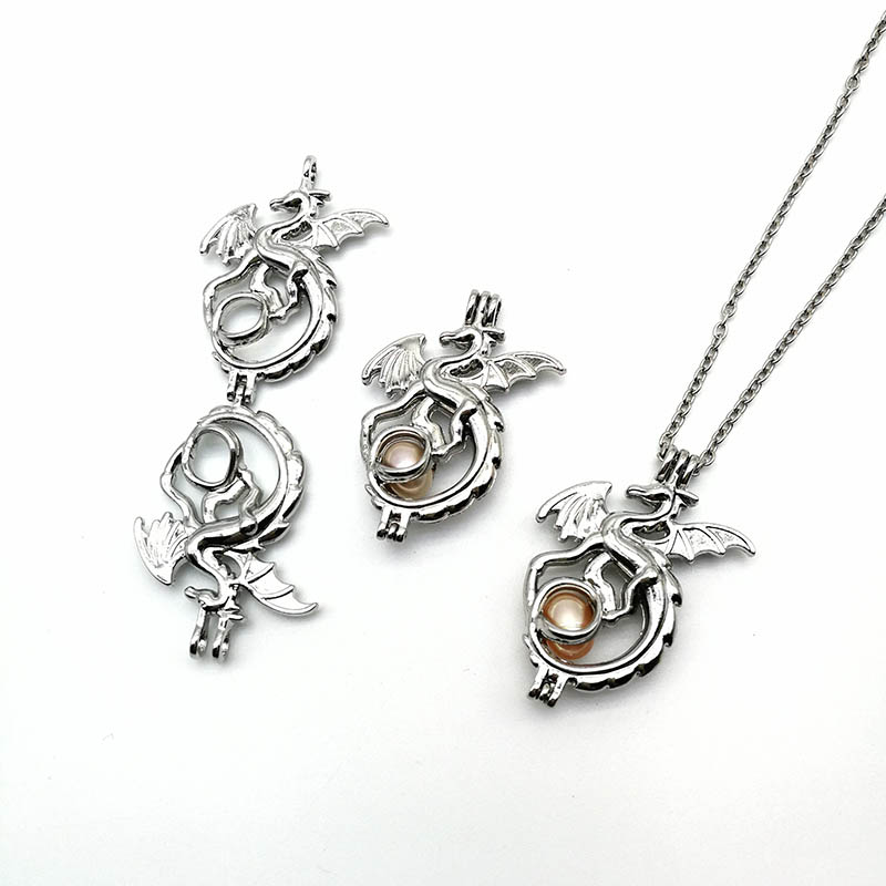 Dragon Pendant Necklaces