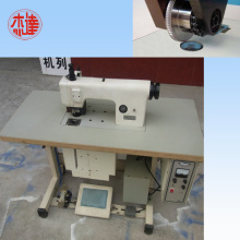 Ultrasonic seamless underwear lace machine