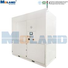 Sistema de eliminación de polvo industrial