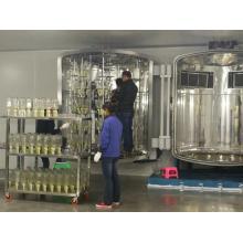 máquina de producción de recubrimiento por pulverización