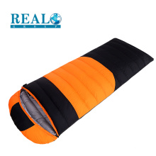 Popular 3 season waterproof sleeping bag travel camping envelope sleeping bag