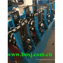 Galvanizado Rim de Garagem Estéreo Roll Forming Equipment Supplier Rússia